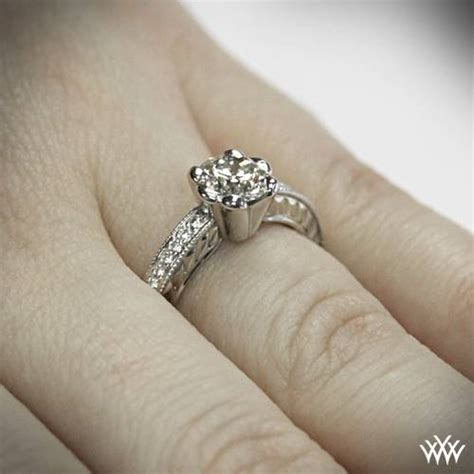 correct way to wear engagement ring and wedding band how to wear wedding and engagement rings the right way