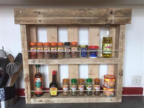 Kitchen Self Design by Multipurpose Pallet Shelves Design 99 Pallets