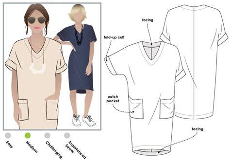 dress pattern designing pdf adeline dress pdf style arc