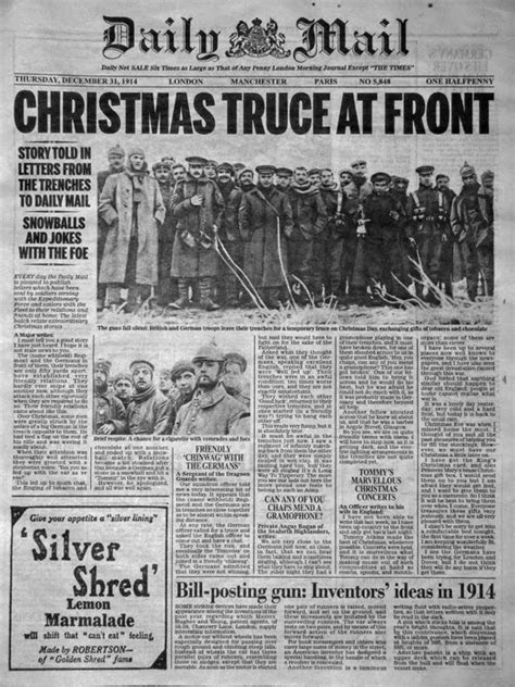 The Christmas Truce of 1914 | The Jesus Question