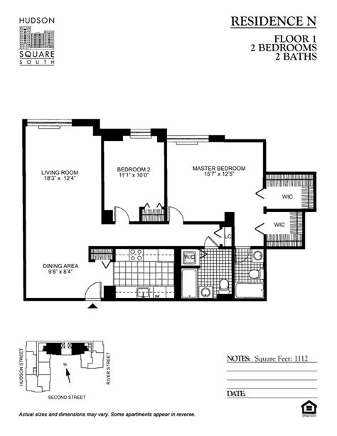 77 hudson floor plans 77 hudson floor plans 77 hudson floor plans photo river