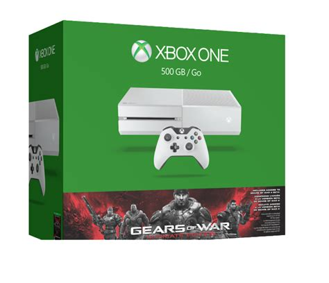 multiplayer console war microsoft announces new xbox one gears of war special