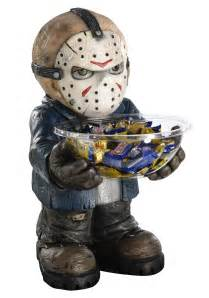 halloween candy holder friday the 13th jason candy bowl holder