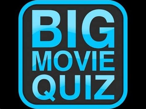film quiz youtube big movie quiz stage 7 answers walkthrough iphone