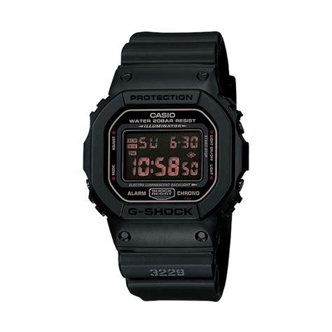 Dw 5600ms 1 By Toko Jam Saudara jual casio g shock dw 5600ms 1dr jam tangan pria black