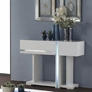 Bathroom Cabinets Over Toilet Storage - nicoli console table in white high gloss with 2 drawers 2326