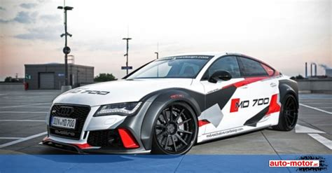 Auto Tuning O by M D Tuning F 252 R Audi S7 Auto Motor At