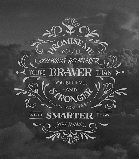 printable christopher robin quotes christopher robin quote on behance