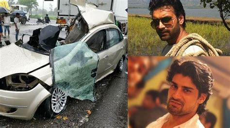 Actor Garrisons Suv Wrecks 1 Dead by Two Tv Actors Killed In Car Crash One More Victim Yet To
