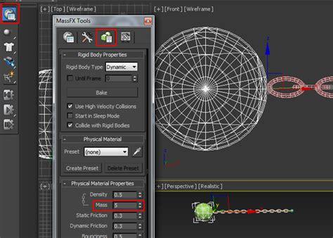 tutorial mass fx creating a dynamic wrecking ball simulation using mass fx
