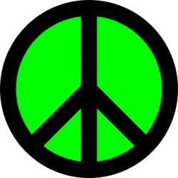 Peace Sign Template by Peace Sign Template Clipart Best