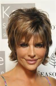 how to cut rinnas haircut lisa rinna hairstyle hair makeup pinterest