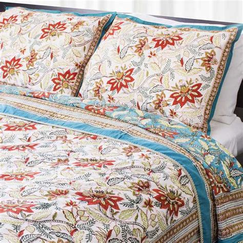 schemel anderes wort teal quilts coverlets blue teal nomad coverlet shams
