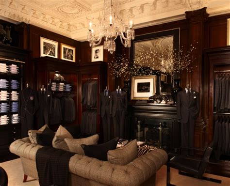 unexpected interiors ralph lauren s new york flagship store