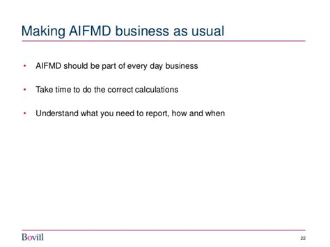 aifmd reporting template bovill briefing aifmd business as usual annex iv