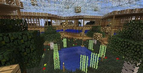 star shaped house minecraft project