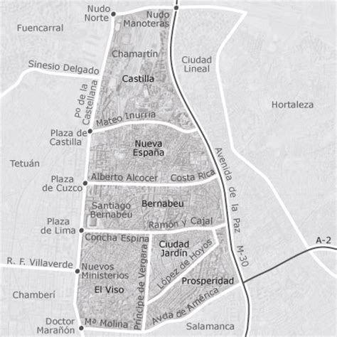 mapa de chamartin madrid idealista