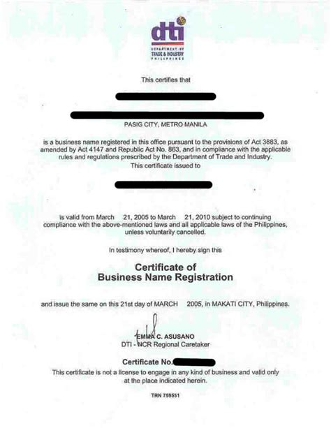 Business Letter Exle In The Philippines business letter exle philippines 28 images sle letter