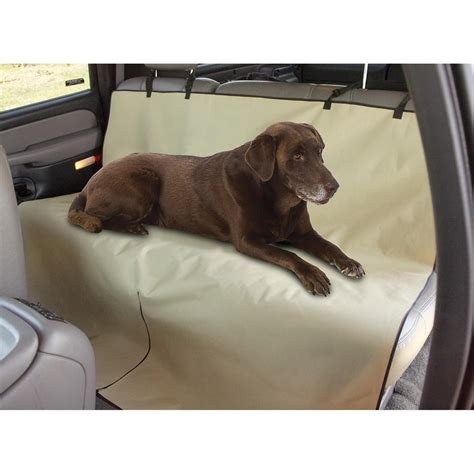 Seat Covers For Pets In Trucks Waterproof Seat Cover 205864 Pet Accessories At