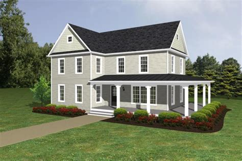 farm house plan the delmar beracah homes