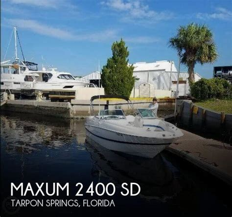 boats for sale in sd maxum 2400 sd boats for sale