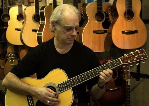 Matt Umanov Guitar Fixer And Storyteller