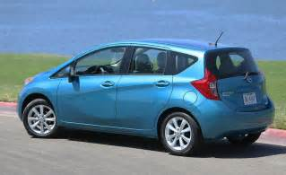 2014 Nissan Versa Note Car And Driver
