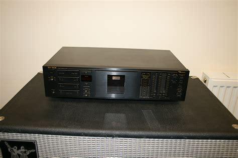 nakamichi cassette cm vintage audio nakamichi bx 150 cassette deck