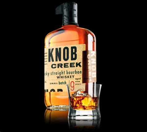 Knob Creek Bourbon by The Liquor Thread Tradition Sports