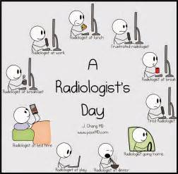 poor md a radiologist s day comic