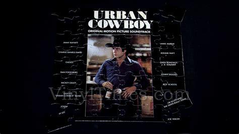 soundtrack film urban cowboy soundtrack quot urban cowboy quot album cover jigsaw puzzles set