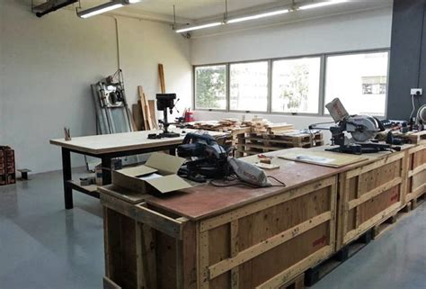 the makerspace has a home home fix singapore s most unlikely makerspace