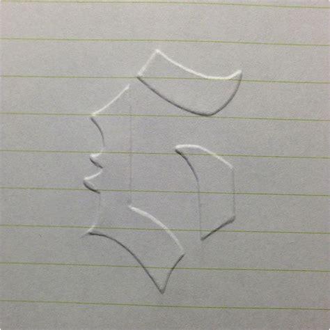 How To Make Embossed Paper - diy paper embossing