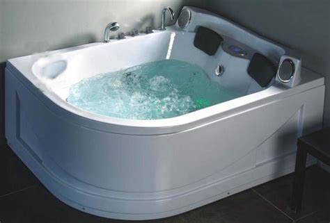 how to use a jacuzzi bathtub bathroom serene white bathroom with outside garden view