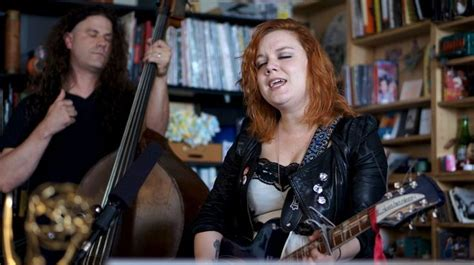 Tiny Desk Concert Genevieve Tracy Silverman Tiny Desk Concert