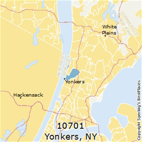 best places to live in yonkers (zip 10701), new york