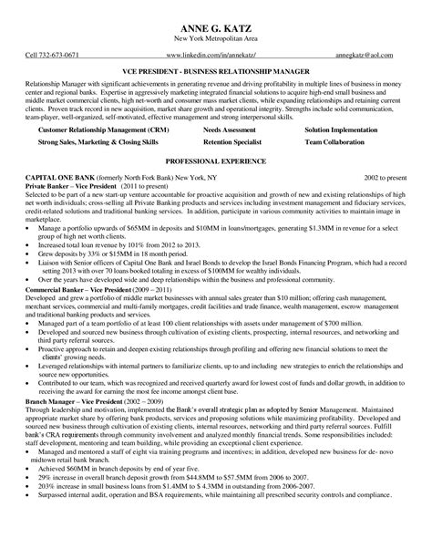 sle cover letter for client relationship manager sle relations manager resume 20 pr employee