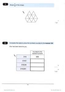 free worksheets ks2 maths test a 2012 sats papers the
