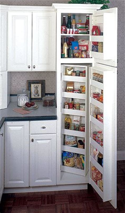 small kitchen pantry cabinet best 25 small kitchen pantry ideas on pinterest