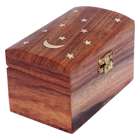Handmade Wooden Jewelry Box - itos365 handmade wooden jewelry box for