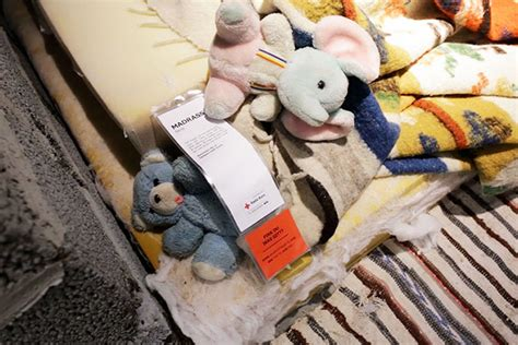 ikea syrian refugees syrian home built inside ikea store shows the awful