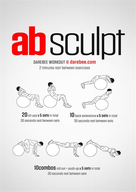 ab sculpt workout