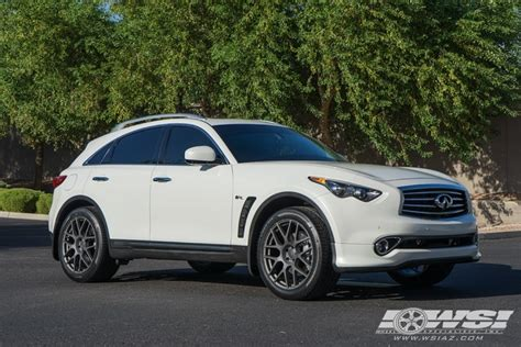 infiniti fx50 lowered 2012 infiniti fx50 with 21 quot tsw nurburgring rf in