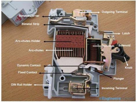 mcb miniature circuit breaker electrical engineering pics