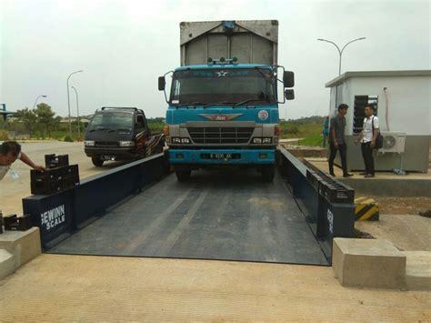 Timbangan Sah jasa kalibrasi ulang jembatan timbang proses dan prosedur