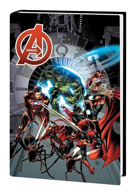 avengers by jonathan hickman aug150893 avengers by jonathan hickman hc vol 03 previews world