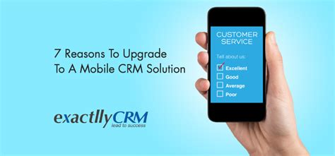 7 Reasons To Update Your Work Out by 7 Reasons To Upgrade To A Mobile Crm Solution