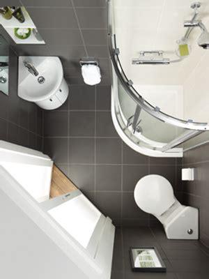 design pour les petites salles de bains douches à l