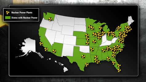 nuclear power plant map usa u s nuclear power plants our weekly black news and