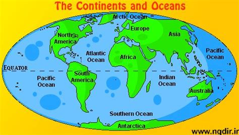 printable world map showing continents and oceans 78 images about continents and oceans on pinterest